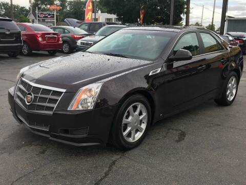 2009 Cadillac CTS for sale at Capitol Auto Sales in Lansing MI