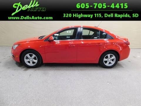 2015 Chevrolet Cruze for sale at Dells Auto in Dell Rapids SD