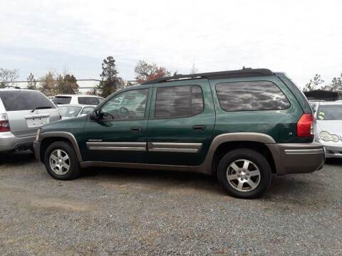 2005 Isuzu Ascender for sale at M & M Auto Brokers in Chantilly VA
