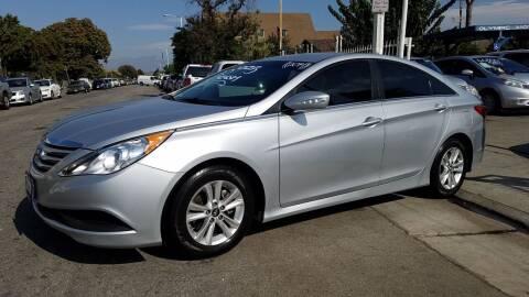 2014 Hyundai Sonata for sale at Olympic Motors in Los Angeles CA