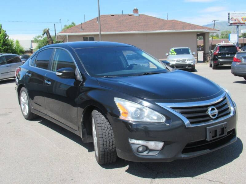 2013 Nissan Altima for sale at Crown Auto in South Salt Lake UT