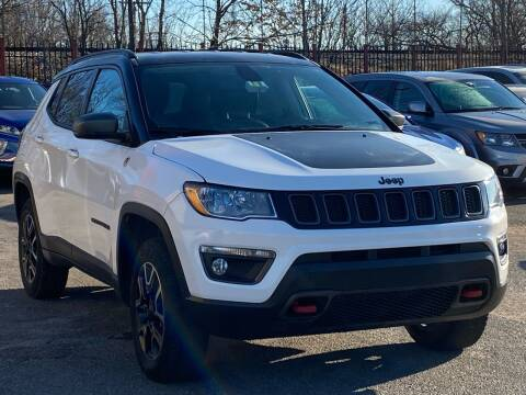 2019 Jeep Compass for sale at Car Source in Detroit MI