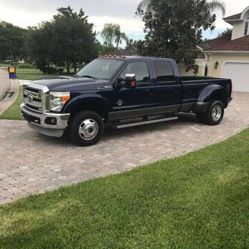2011 Ford F-350 Super Duty for sale at AUTOSPORT in Wellington FL