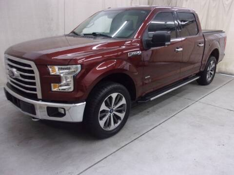 2015 Ford F-150 for sale at Paquet Auto Sales in Madison OH