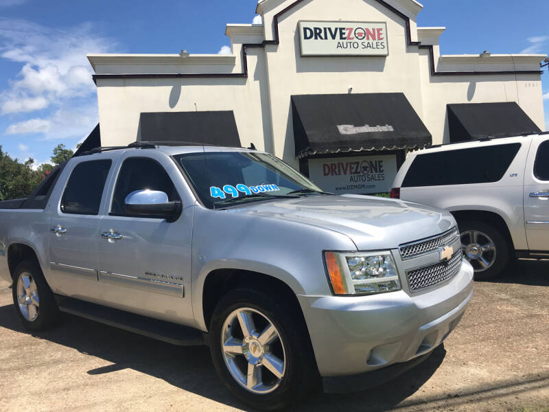 2011 Chevrolet Avalanche for sale at DRIVE ZONE AUTOS in Montgomery AL