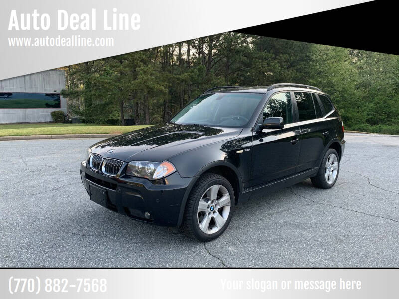 2005 BMW 5 Series for sale at Auto Deal Line in Alpharetta GA