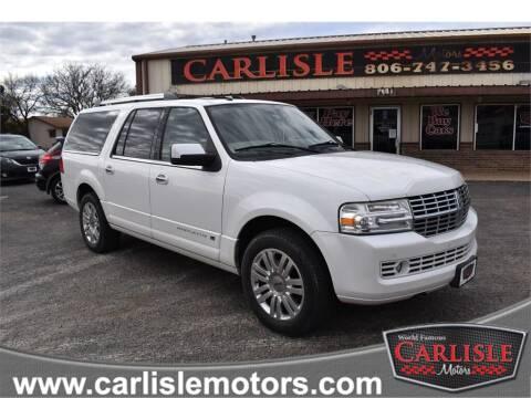 2011 Lincoln Navigator L for sale at Carlisle Motors in Lubbock TX