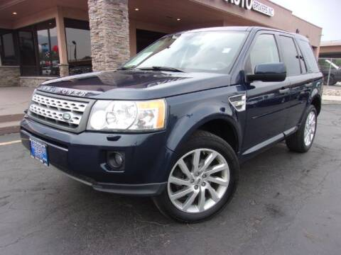 2011 Land Rover LR2 for sale at Lakeside Auto Brokers in Colorado Springs CO
