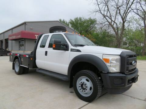 2014 Ford F-450 Super Duty for sale at TIDWELL MOTOR in Houston TX