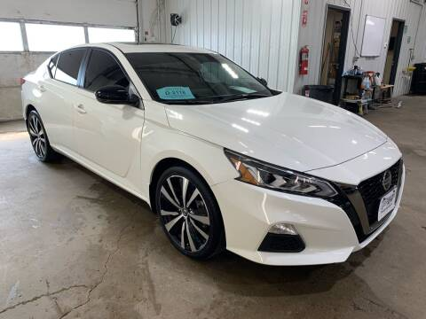 2020 Nissan Altima for sale at Premier Auto in Sioux Falls SD
