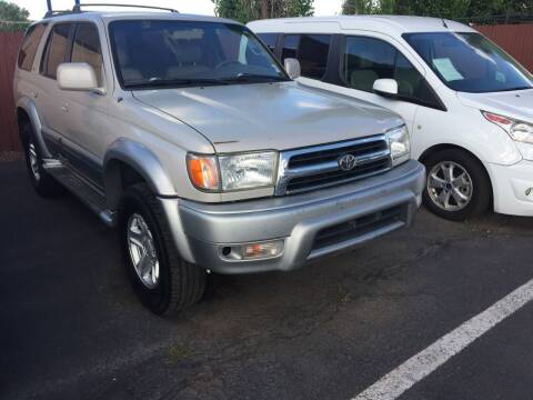 1999 Toyota 4Runner for sale at Flagstaff Auto Outlet in Flagstaff AZ