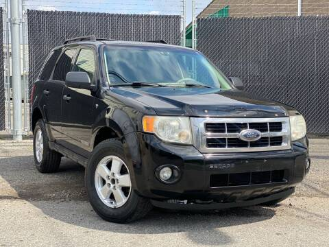 2008 Ford Escape for sale at Illinois Auto Sales in Paterson NJ