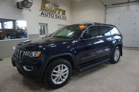 2017 Jeep Grand Cherokee for sale at Elite Auto Sales in Ammon ID