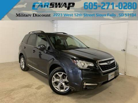 2018 Subaru Forester for sale at CarSwap in Sioux Falls SD