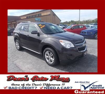 2015 Chevrolet Equinox for sale at Dean's Auto Plaza in Hanover PA