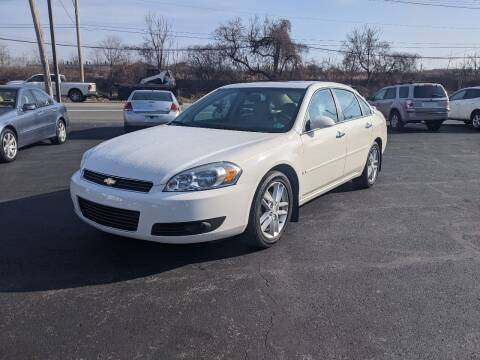 2008 Chevrolet Impala for sale at Worley Motors in Enola PA