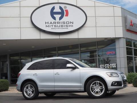 2014 Audi Q5 for sale at Harrison Imports in Sandy UT