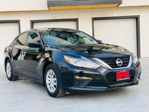 2018 Nissan Altima for sale at Avanesyan Motors in Orem UT