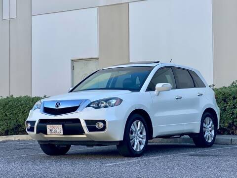 2010 Acura RDX for sale at Carfornia in San Jose CA