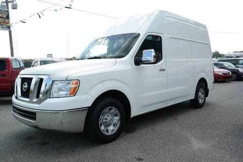 2012 Nissan NV Cargo for sale at L & S AUTO BROKERS in Fredericksburg VA