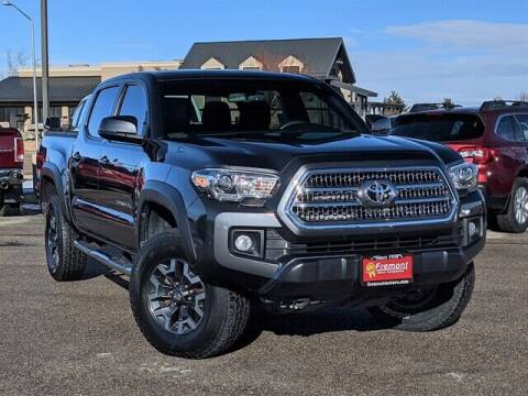 2016 Toyota Tacoma for sale at Rocky Mountain Commercial Trucks in Casper WY