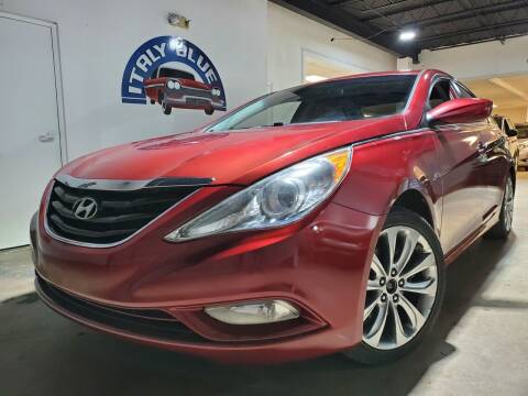 2011 Hyundai Sonata for sale at Italy Blue Auto Sales llc in Miami FL