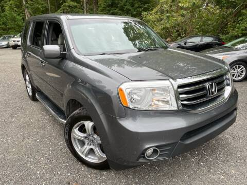 2012 Honda Pilot for sale at High Rated Auto Company in Abingdon MD