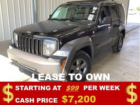 2011 Jeep Liberty for sale at Auto Mart USA in Kansas City MO