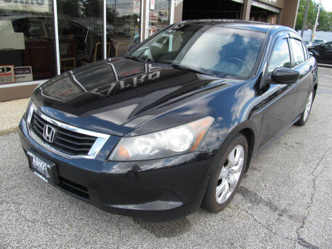 2010 Honda Accord for sale at Arko Auto Sales in Eastlake OH
