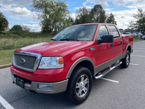 2004 Ford F-150 for sale at Auto Land Inc in Fredericksburg VA