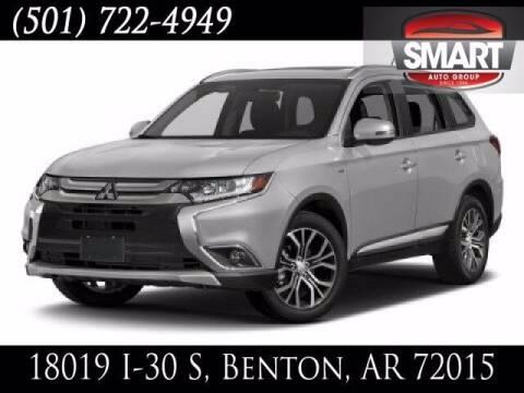 2017 Mitsubishi Outlander for sale at Smart Auto Sales of Benton in Benton AR