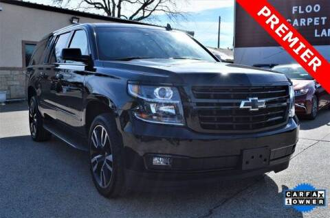 2018 Chevrolet Suburban for sale at LAKESIDE MOTORS, INC. in Sachse TX