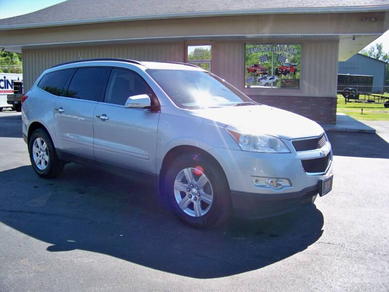 2012 Chevrolet Traverse for sale at RPM Auto Sales in Mogadore OH