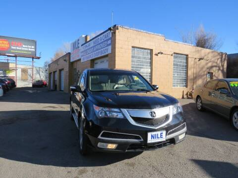2010 Acura MDX for sale at Nile Auto Sales in Denver CO