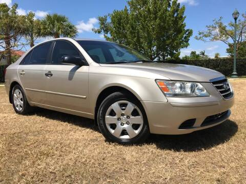 2009 Hyundai Sonata for sale at Kaler Auto Sales in Wilton Manors FL