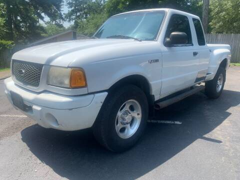 2001 Ford Ranger for sale at Deme Motors in Raleigh NC