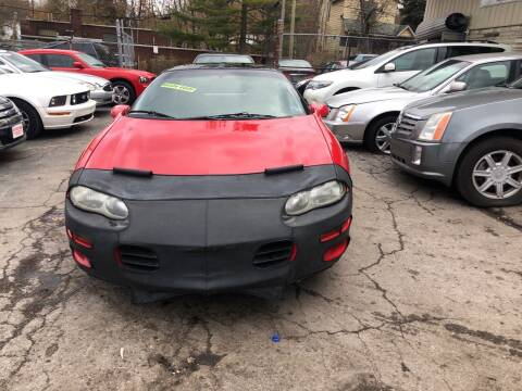 1998 Chevrolet Camaro for sale at Six Brothers Auto Sales in Youngstown OH