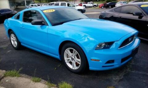 2014 Ford Mustang for sale at Jim Clark Auto World in Topeka KS