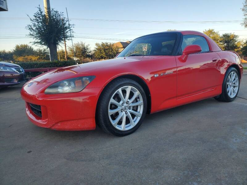 2007 Honda S2000 for sale at CityWide Motors in Garland TX