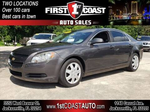 2012 Chevrolet Malibu for sale at 1st Coast Auto -Cassat Avenue in Jacksonville FL