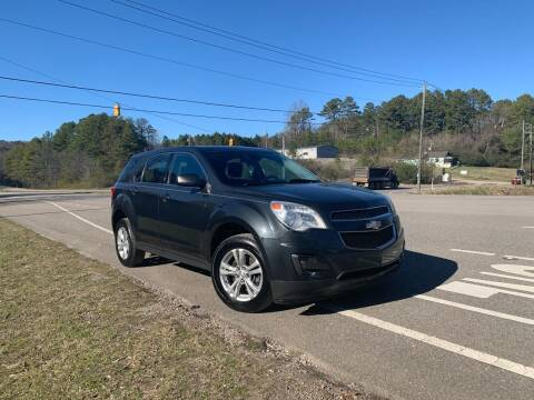 2012 Chevrolet Equinox for sale at Anaheim Auto Auction in Irondale AL
