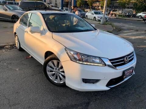 2014 Honda Accord for sale at Excellence Auto Trade 1 Corp in Brooklyn NY