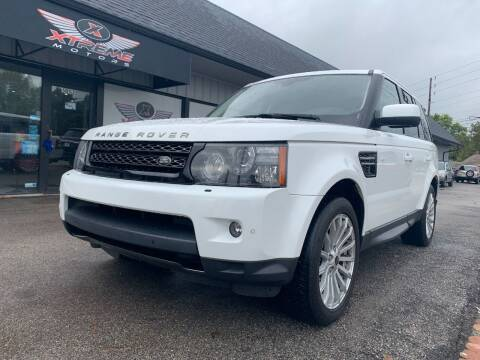 2012 Land Rover Range Rover Sport for sale at Xtreme Motors Inc. in Indianapolis IN