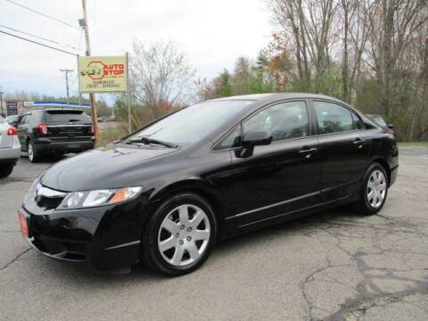 2011 Honda Civic for sale at AUTO STOP INC. in Pelham NH