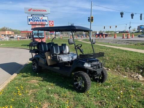 2021 Aoxing  Golf Cart for sale at Dan Powers Honda Motorsports in Elizabethtown KY