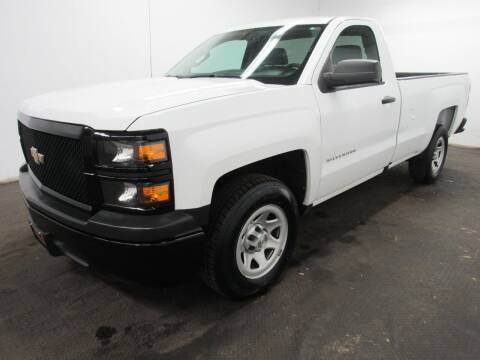 2015 Chevrolet Silverado 1500 for sale at Automotive Connection in Fairfield OH