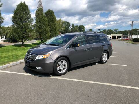 2012 Honda Odyssey for sale at Chris Auto South in Agawam MA