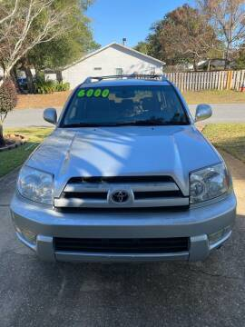 2003 Toyota 4Runner for sale at A A Auto Clinic and automotive sales in Niceville FL