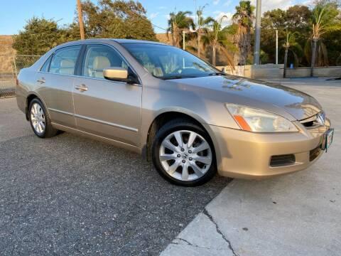 2007 Honda Accord for sale at Luxury Auto Lounge in Costa Mesa CA