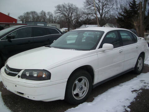 2005 Chevrolet Impala for sale at Wildcat Motors - Main Branch in Junction City KS